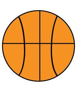 Basketball jpg clipart image royalty free stock 17 Best ideas about Basketball Clipart on Pinterest | Basketball ... image royalty free stock