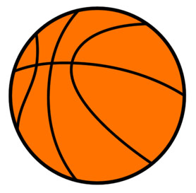 Basketball jpg clipart free library Basketball Clipart | Clipart Panda - Free Clipart Images free library