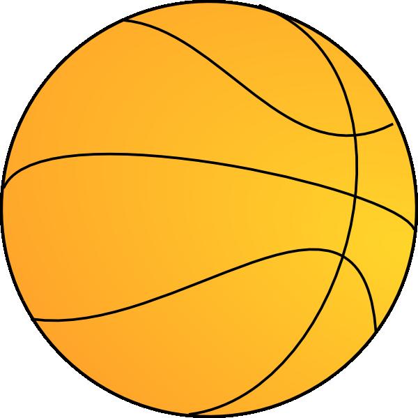 Basketball lines clipart clip art freeuse download Basketball Large Clip Art at Clker.com - vector clip art online ... clip art freeuse download