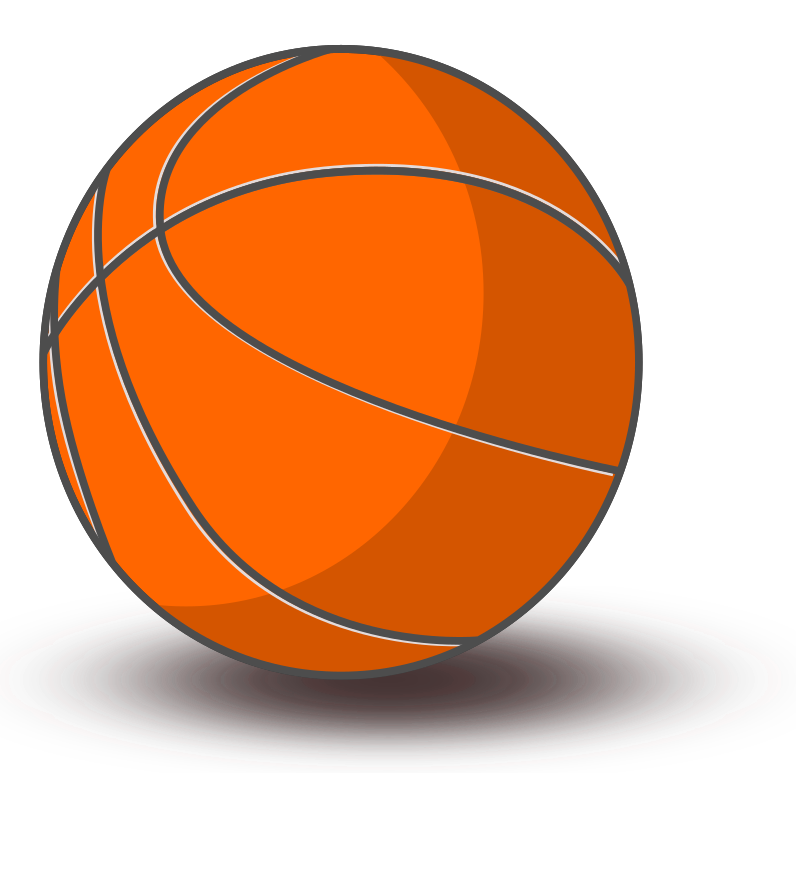 Basketball love clipart picture free stock Clipart - Basketball picture free stock