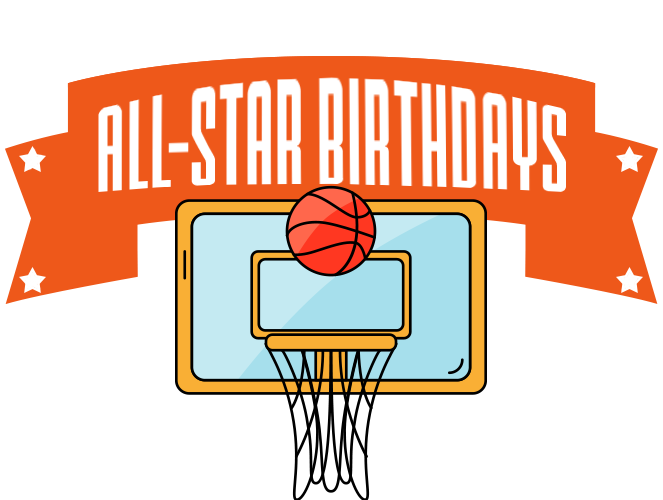 Basketball match clipart graphic black and white stock Birthday Parties at Dubai Stars® Sportsplex® graphic black and white stock