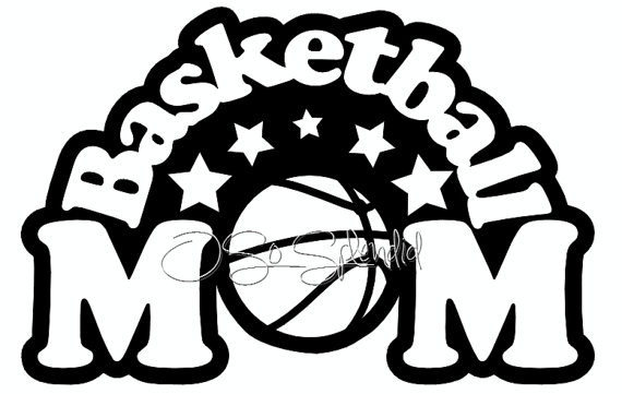 Basketball mom black and white clipart images graphic freeuse stock Basketball Mom PNG Transparent Basketball Mom.PNG Images. | PlusPNG graphic freeuse stock