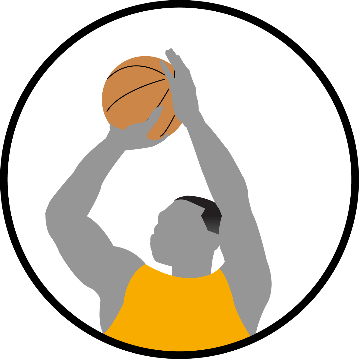 Three point shot basketball clipart svg stock Fantasy Basketball Guide: 2017–18 Season – 22 West Magazine – Medium svg stock