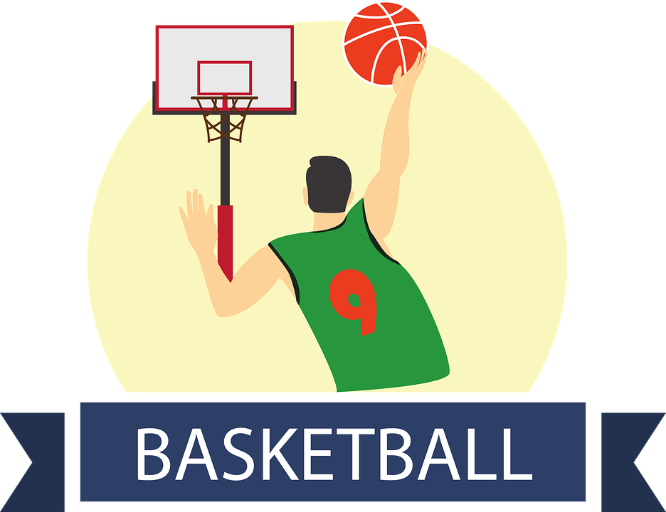 Basketball moving clipart graphic free download Animated Basketball Hoop - Shop of Clipart Library graphic free download