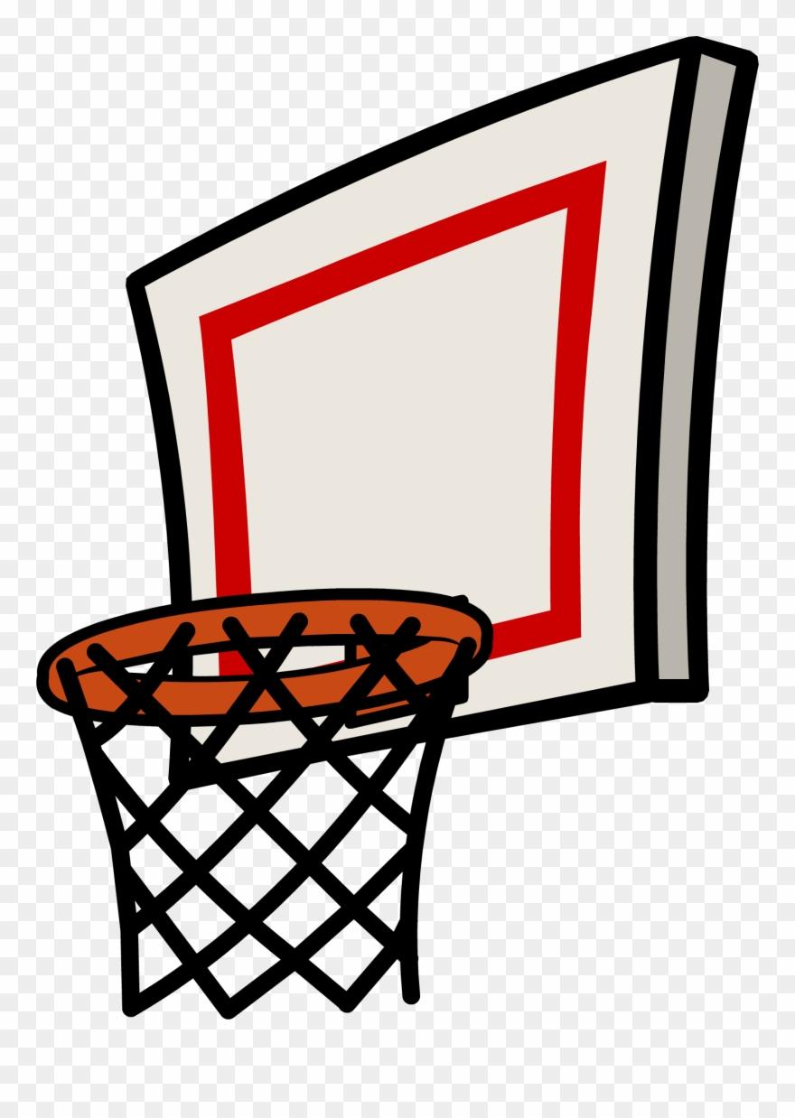 Basketball net clipart image png transparent library Clip Net Basketball - Basketball Hoop Clipart Png Transparent Png ... png transparent library