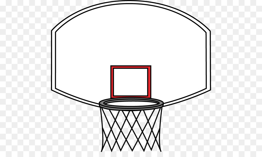 Basketball net clipart image transparent stock Basketball hoops clipart 2 » Clipart Station transparent stock