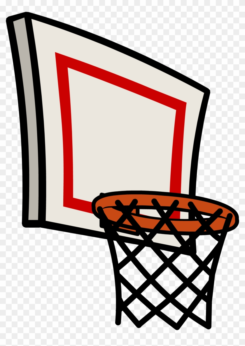Basketball net clipart image image library download Basketball Net Clipart - Clip Art Basketball Hoop Png, Transparent ... image library download
