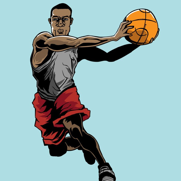 Basketball photoshop real clipart jpg freeuse library Free Animated Basketball Players, Download Free Clip Art, Free Clip ... jpg freeuse library