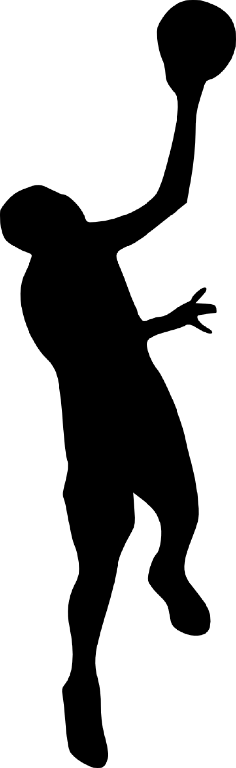 Basketball player silhouette clipart png download basketball player silhouette png - Free PNG Images | TOPpng png download