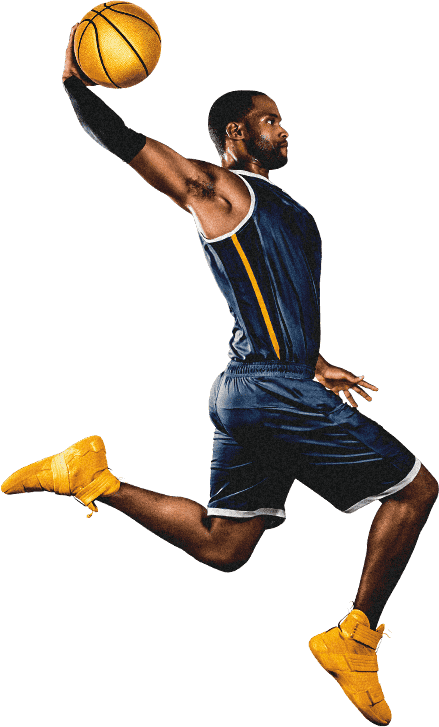 Basketball players dunking clipart svg royalty free library FanDuel | 2018 World Fantasy Basketball Championship | FanDuel svg royalty free library