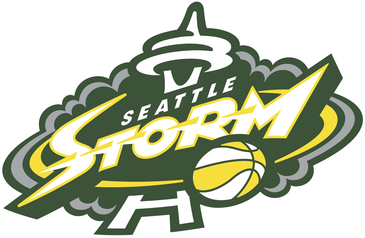 Basketball playoffs clipart svg library download Seattle Storm - Wikipedia svg library download