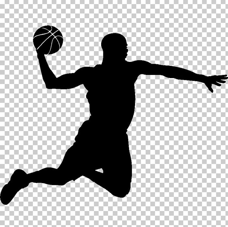 Basketball png clipart 800 x 800 pixels vector black and white library Basketball Slam Dunk Silhouette PNG, Clipart, Arm, Ball, Basketball ... vector black and white library