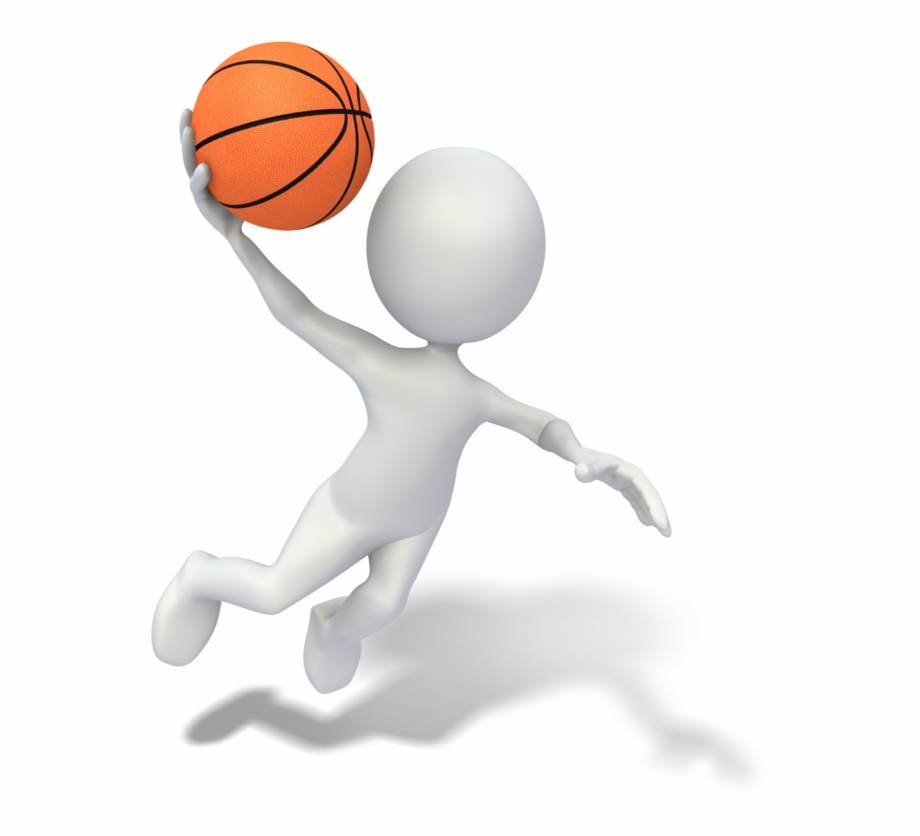 Basketball png clipart 800 x 800 pixels graphic freeuse download 3d Stick Figure Png {#511287} - Pngtube graphic freeuse download