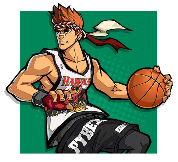 Three point shot basketball clipart graphic freeuse Basketball Hero: Free 3on3 sports MOBA graphic freeuse