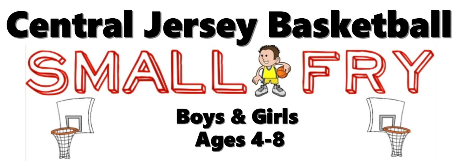 Basketball recess clipart picture royalty free library Central Jersey Basketball - Small Fry Basketball Academy picture royalty free library