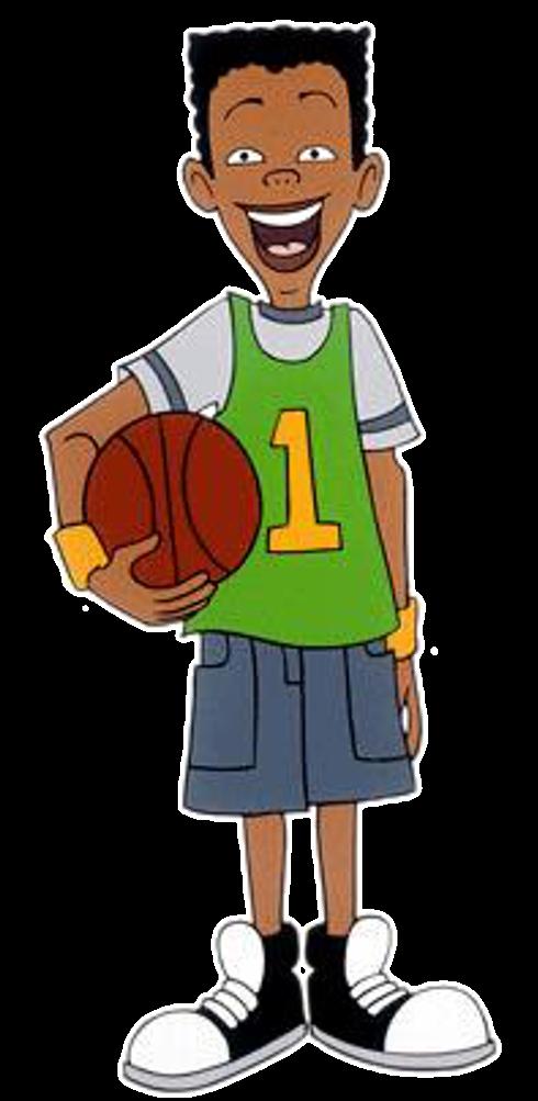 Basketball recess clipart vector download Cartoon Characters: Recess (HQ) vector download