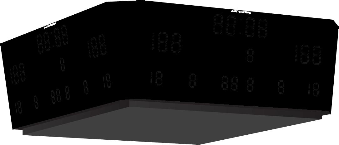 Basketball scoreboard clean clipart clipart transparent library BB-2126 / BB-3126 clipart transparent library