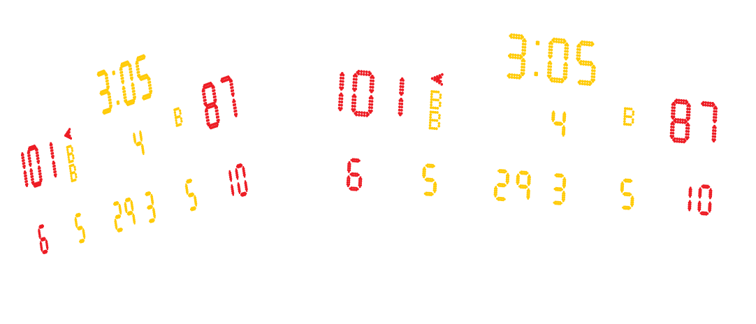 Basketball scoreboard clipart png jpg freeuse stock BB-2126 / BB-3126 jpg freeuse stock