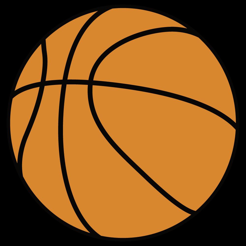 Basketball seams clipart jpg transparent download PickUpGame jpg transparent download