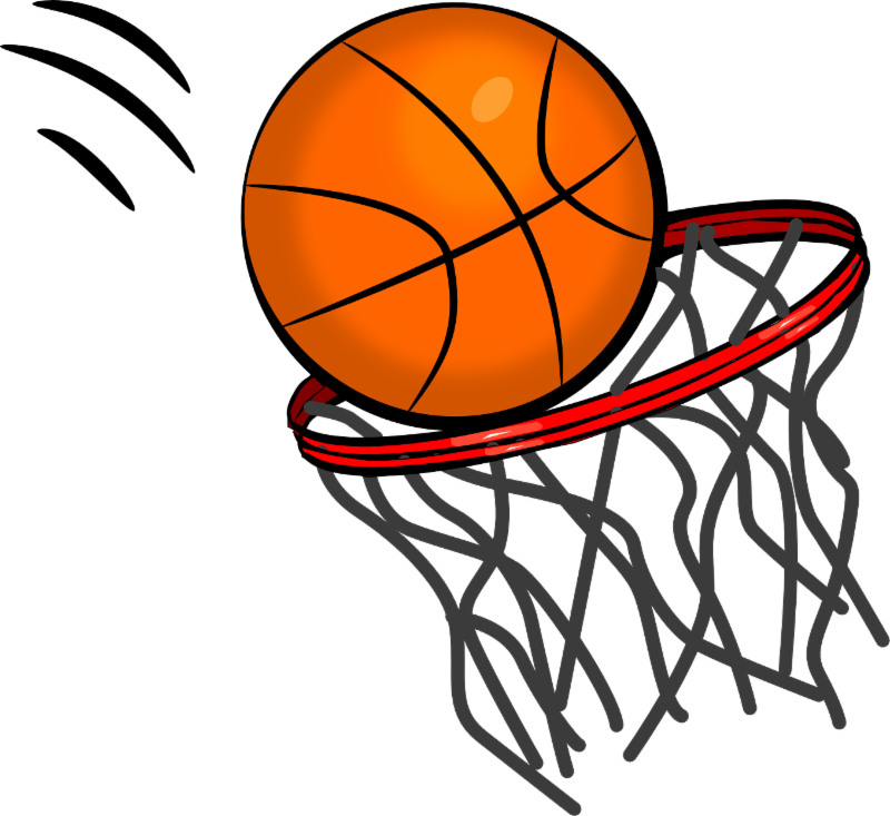 Basketball shot clipart image freeuse download Saints Weekly image freeuse download