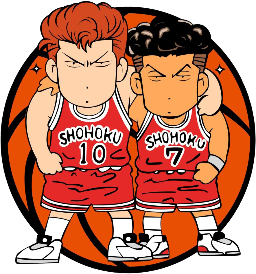 Image - SlamDunkChibi.png | Slam Dunk Wiki | FANDOM powered by Wikia vector royalty free stock