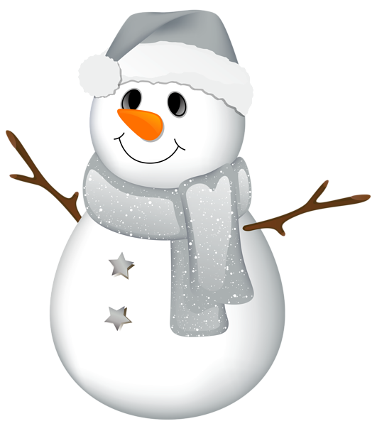 Snowflake snowman clipart png black and white download Transparent Snowman with Grey Hat Clipart | сніговики .санта ... png black and white download