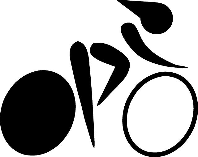 Basketball spin finger lines clipart image black and white stock Imagen gratis en Pixabay - Ciclismo, Deportes, Pictograma   Pinterest image black and white stock