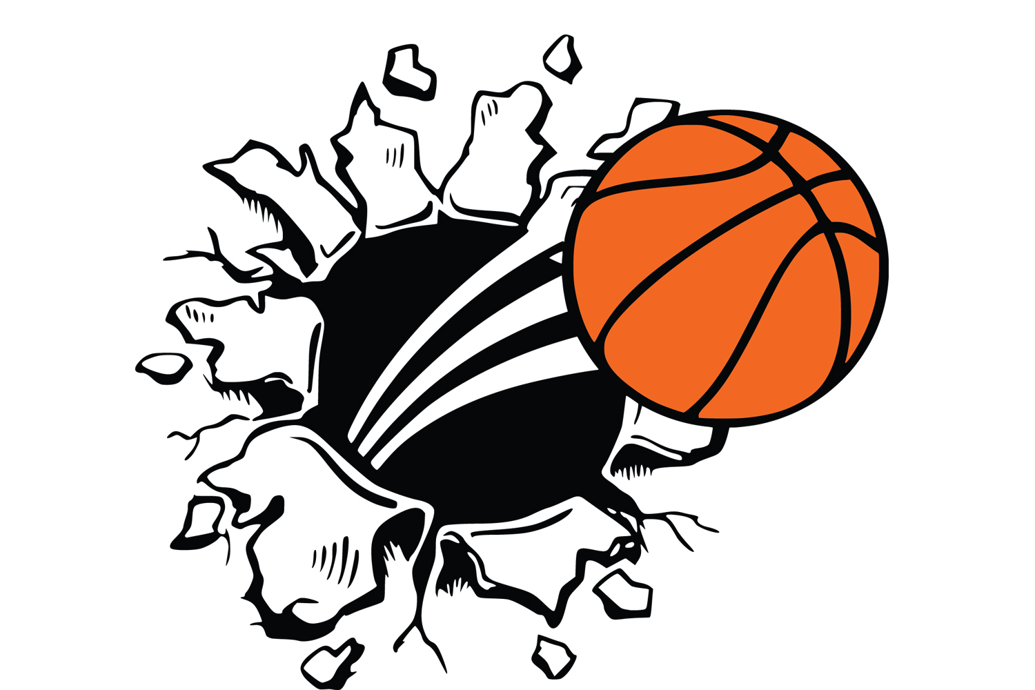 Basketball svg clipart graphic free basketball svg, basketball clipart, basketball vector, SVG graphic free