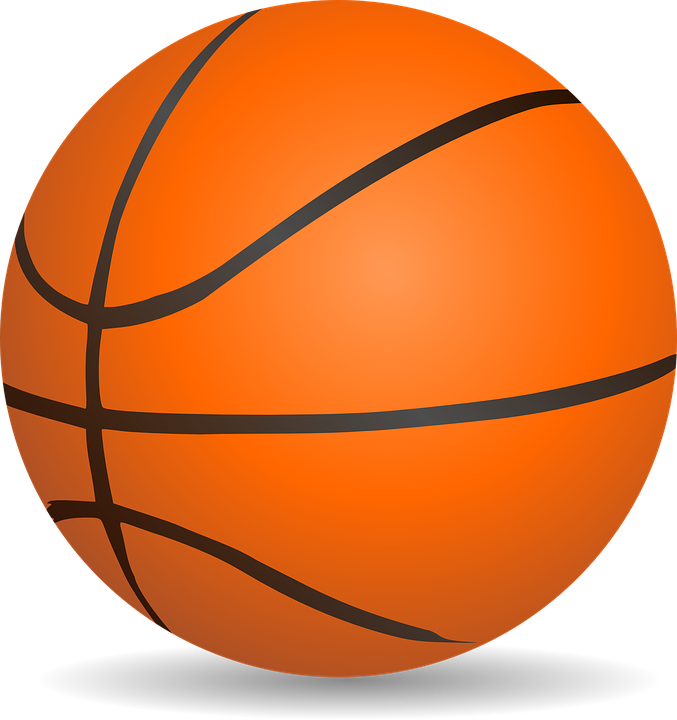 Basketball swoosh clipart free svg freeuse stock Basketball Graphics Group (84+) svg freeuse stock