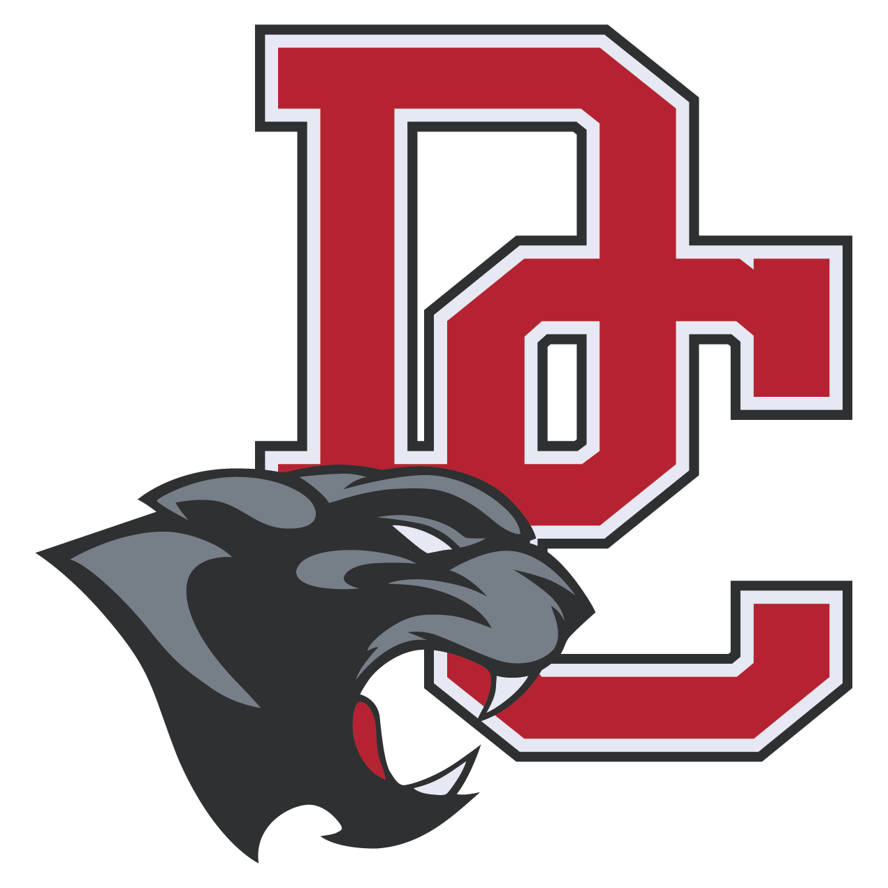 Panther basketball movable clipart png library Daviess County High School png library