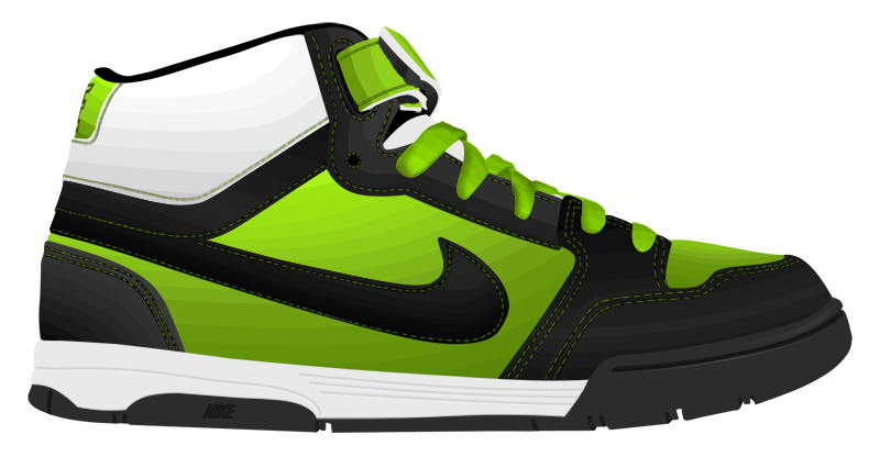 Nba basketball shoes clipart svg library download Nike Shoes Clipart at GetDrawings.com | Free for personal use Nike ... svg library download