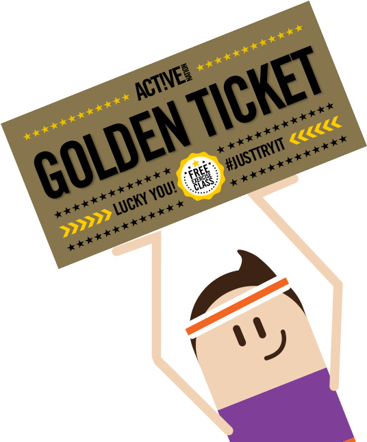 Basketball ticket clipart png royalty free download Golden Ticket - Active Nation png royalty free download