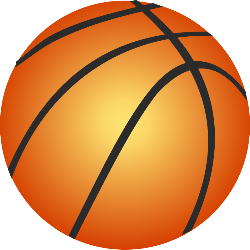 Mens basketball clipart image freeuse stock Clipart - Vector Basketball image freeuse stock