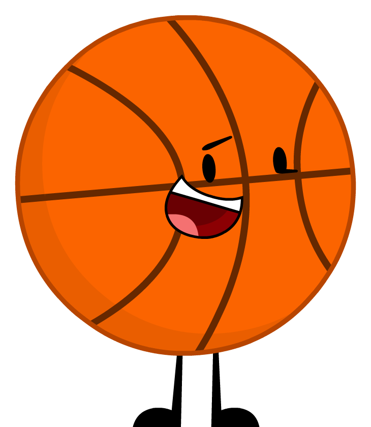 Volleyball and basketball clipart transparent stock Basketball | Object Havoc Wiki | FANDOM powered by Wikia transparent stock