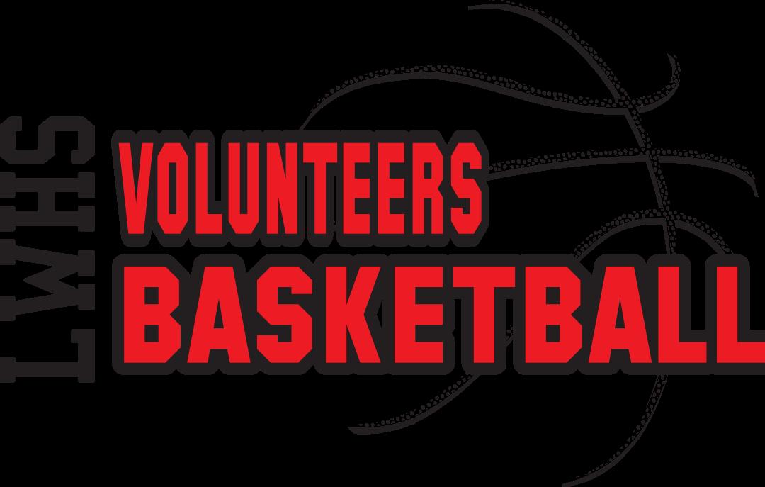 Basketball volunteers needed clipart graphic library download LWHS VOLS - Product: VOLUNTEERS BASKETBALL T SHIRT graphic library download