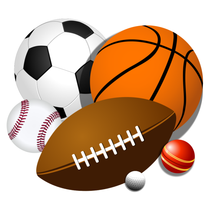 Combined basketball and soccer ball clipart image freeuse stock Youth Sports | Montclair, CA image freeuse stock