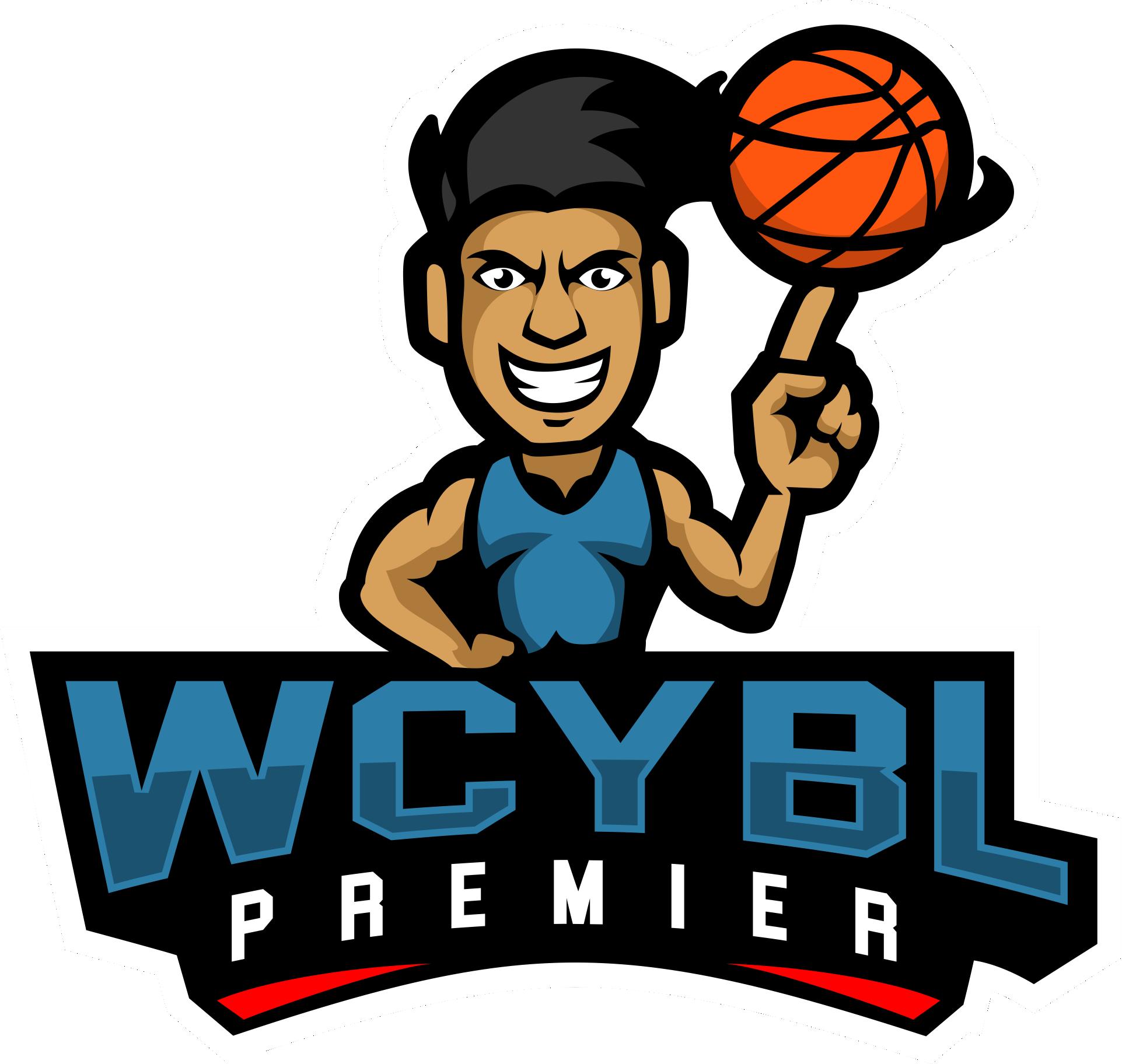 Basketball warm ups clipart clip WCYBL Premier League clip