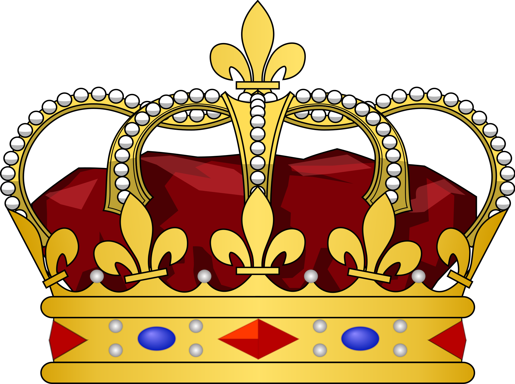 Library of his and her king crown svg transparent stock ...