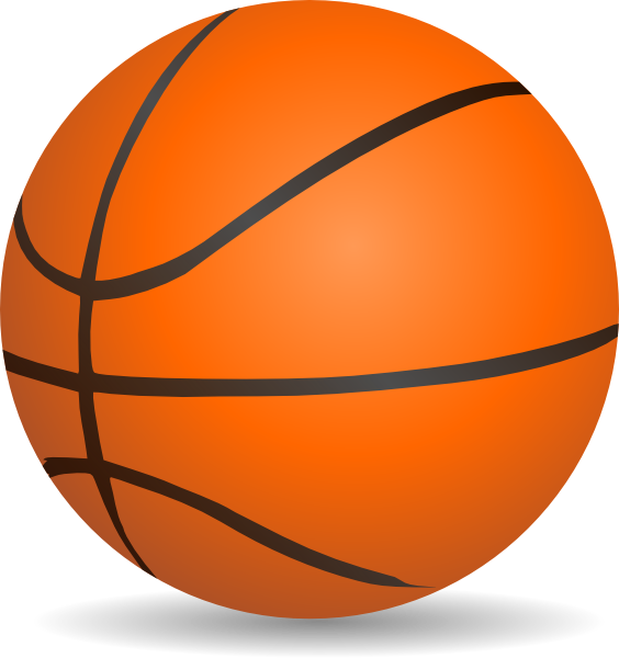 Basketball with form clipart banner Basketball Clip Art at Clker.com - vector clip art online, royalty ... banner