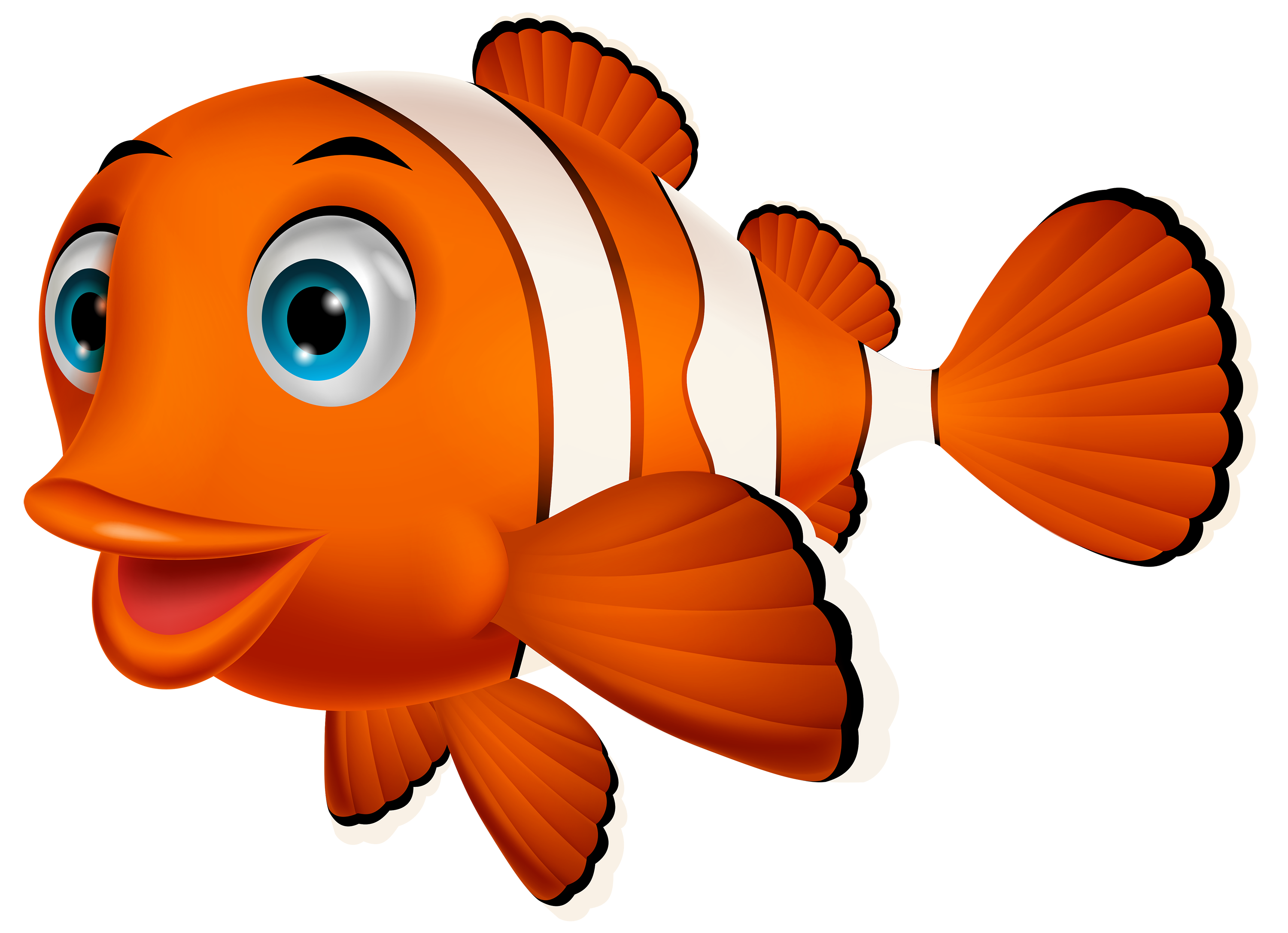 Fun fish clipart image free library Interesting Fish Images Free Clip Art Jumping Bass Clipart Panda #20358 image free library