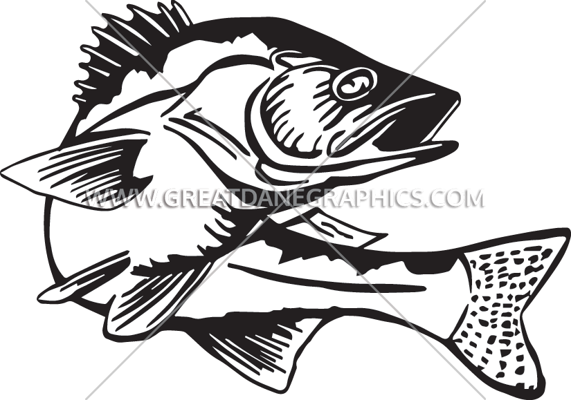 Fish clipart freshwater svg transparent download Walleye Clipart (60+) svg transparent download