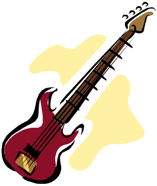 Bass guitar player free clipart clipart free Bass Guitar Clip Art | Clipart library - Free Clipart Images - Clip ... clipart free