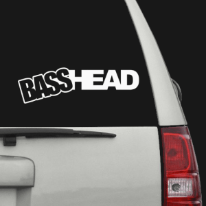 Bass head car audio clipart picture freeuse library Car Audio – Armory Decals picture freeuse library