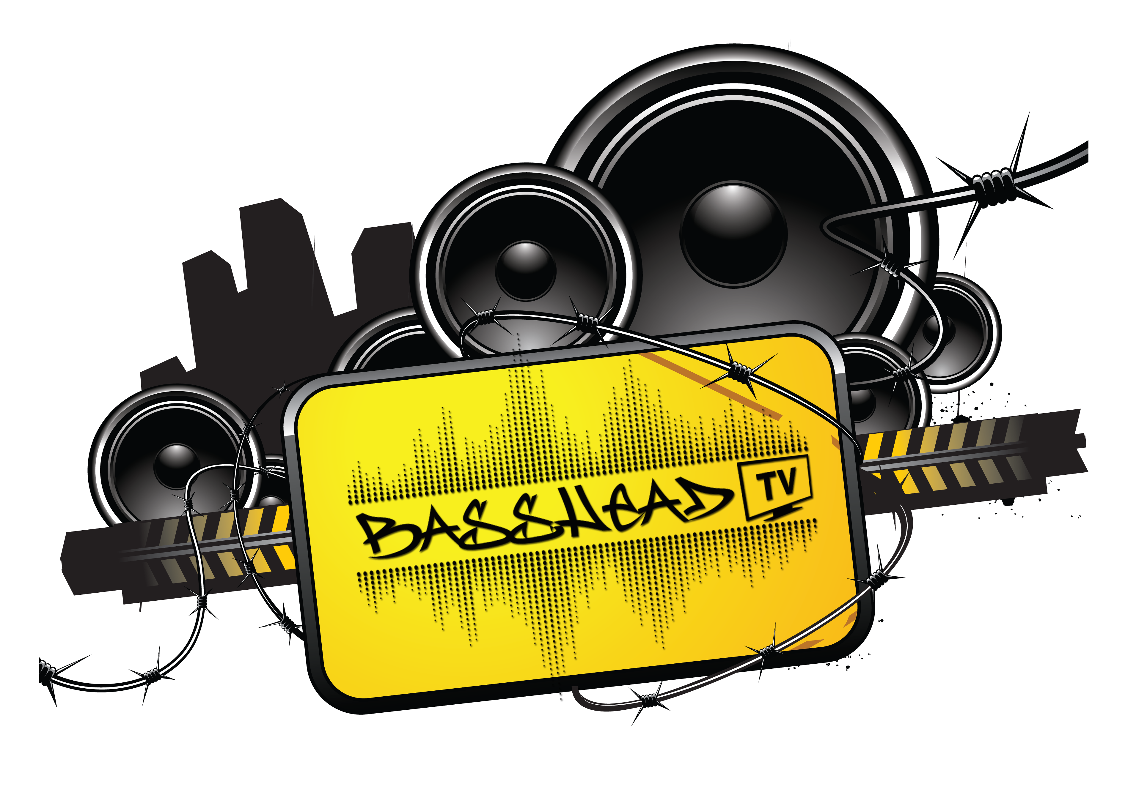 Bass head car audio clipart image freeuse Basshead TV – Follow us on social media #BassheadTV image freeuse