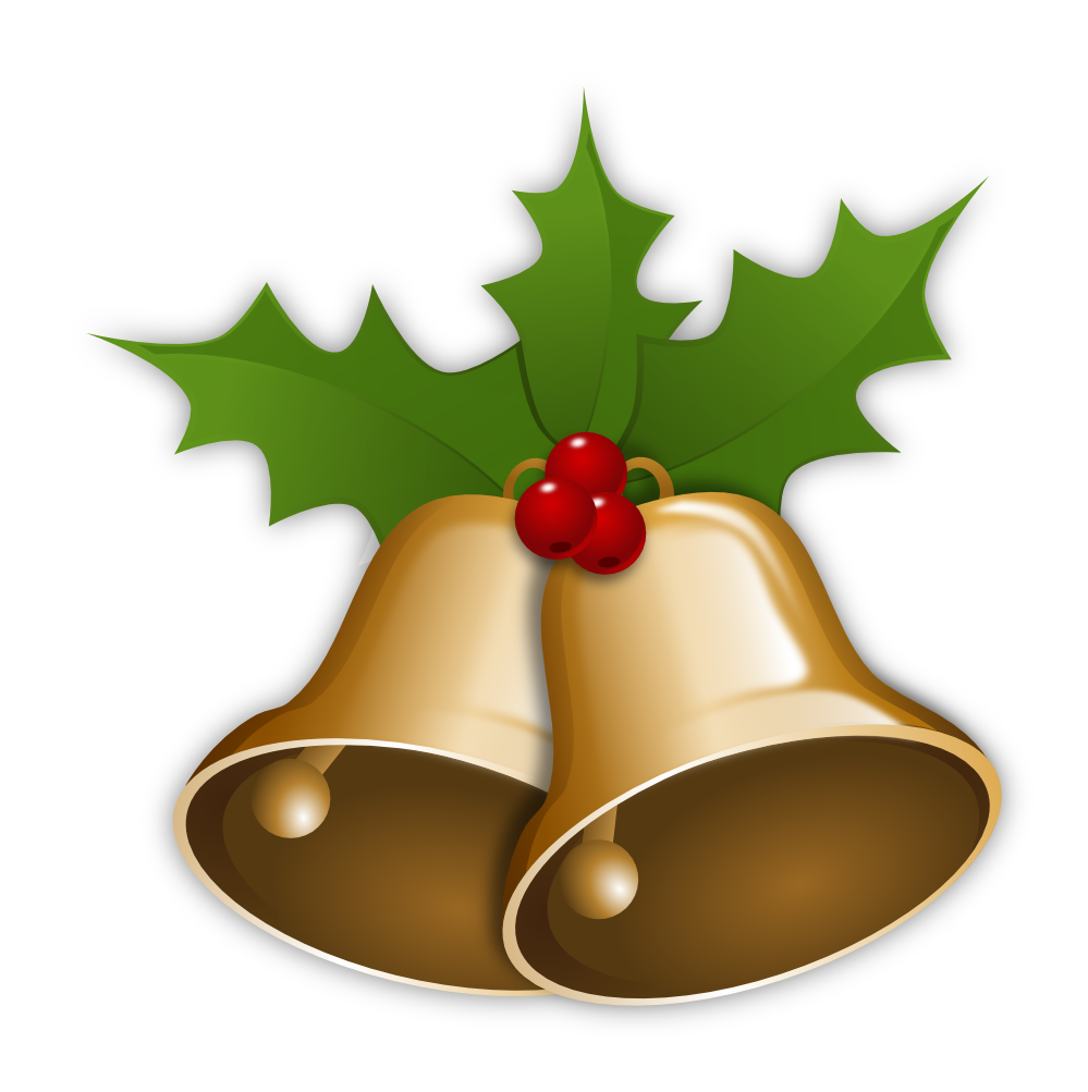 Christmas jingle bell clipart image library library Download Christmas Bell Free Download Png HQ PNG Image | FreePNGImg image library library