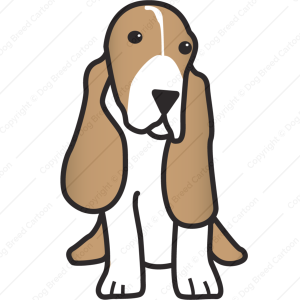 Basset hound clipart free download clipart transparent stock Basset Hound Drawing | Free download best Basset Hound Drawing on ... clipart transparent stock