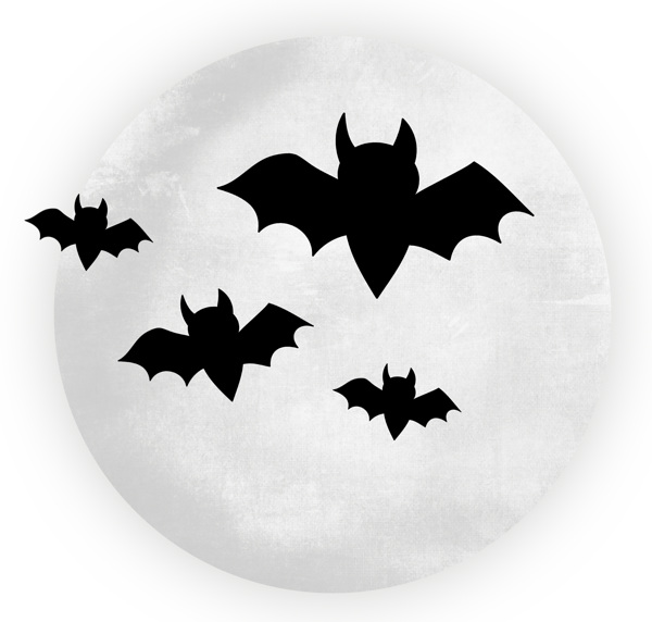 Halloween flying bats clipart svg library library Bats clipart spooky bat FREE for download on rpelm svg library library
