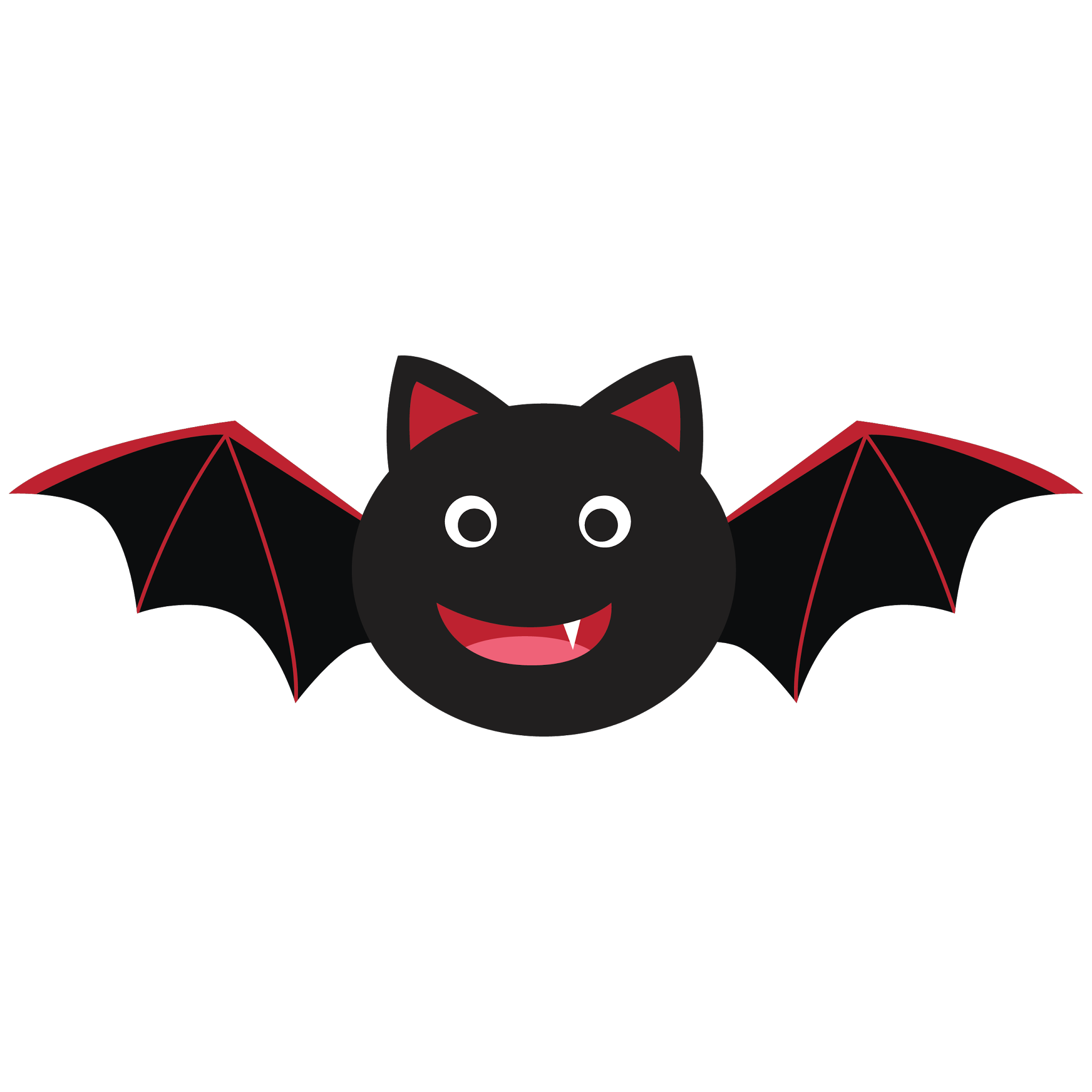 Clipart halloween bat banner royalty free stock 28+ Collection of Bat Clipart For Halloween | High quality, free ... banner royalty free stock