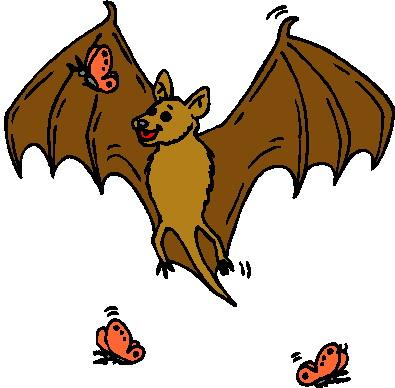 Bat eating bat clipart svg library download Bats clip art | Clipart Panda - Free Clipart Images svg library download