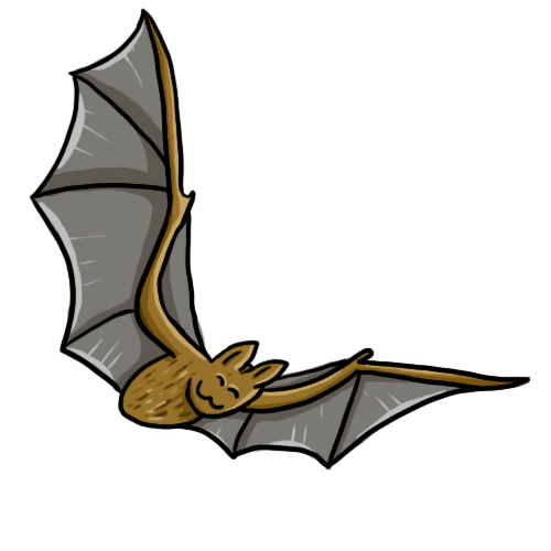 Bat eating bat clipart clip art library stock Free bat clip art drawings andlorful images 5 - Cliparting.com clip art library stock